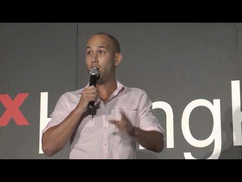 Comedy Culture in HK | Benjamin Quinlan | TEDxHongKong