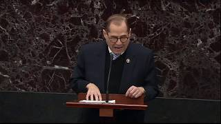 WATCH: 'Only guilty people try to hide the evidence,' Rep. Nadler says | Trump impeachment trial