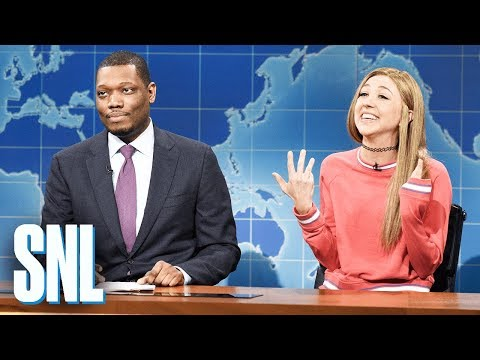 Weekend Update: Bailey Gismert - SNL
