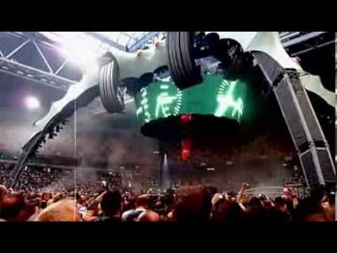 U2 - 360° Tour Live from Amsterdam 20.07.2009 Part 1/2
