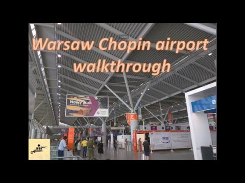 Airport Series - Warsaw Chopin Airport Walkthrough