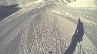Extrem !!! Klausberg 2013 Skifahren mit über 100kmh