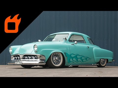 1952 Studebaker Starlight Coupe Custom | 'Kool Change'