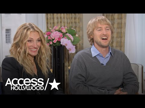 Julia Roberts Shares Why She Wanted To Be In 'Wonder'  Access Hollywood