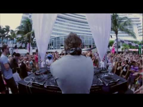 ARTY @ MIAMI MUSIC WEEK 2012 - Day One