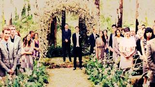 edward & bella's wedding | the twilight saga
