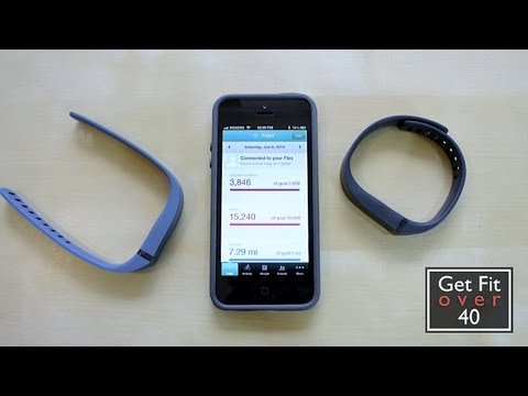 Fitbit Flex Wristband Movement and Sleep Tracker Review