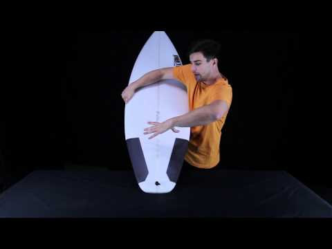 Channel Islands New Flyer Surfboard - Shred Show ep. #10: New Flyer by Al Merrick