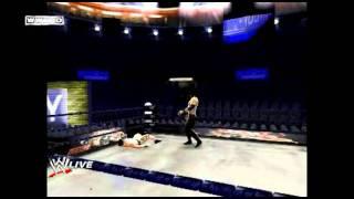 TWC:WWE Kane Finisher's