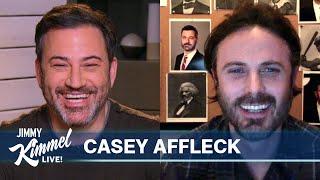 Casey Affleck on Tom Brady, Quarantine with Teenagers & Trump's Legacy