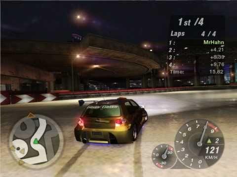 Need For Speed Underground 2 - VW Golf Street X