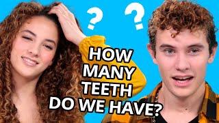 High School Trivia | VS w/ Sofie & Zak Dossi