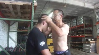 luo dong car battery employee massage 904
