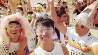 The Color Run@Taiwan 彩色路跑-台北場