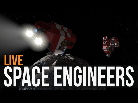 Space Engineers - Exploration (Mod all the Things) #2