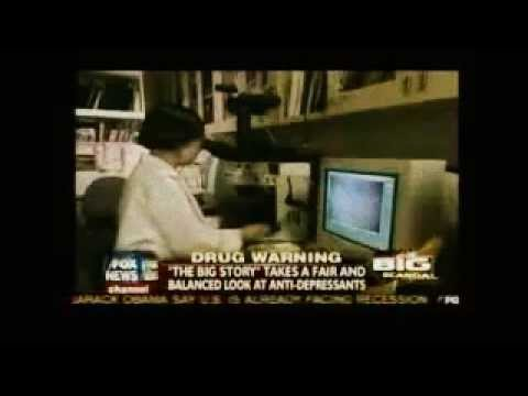Fox News - Antidepressants Facts. The Truth about Psychiatry Depression Drugs.