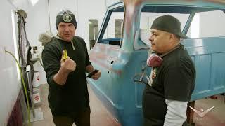 Chevy C10 Patina   Iron Resurrection Season 3 Sneak Peek