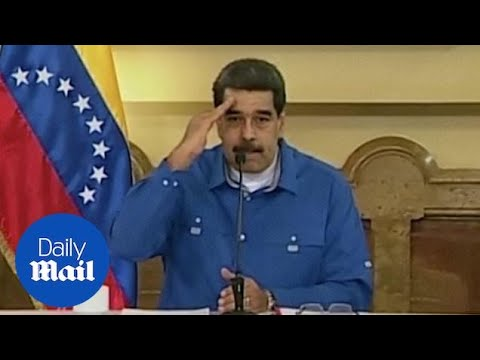 Maduro promises to punish supporters of attempted coup in Venezuela