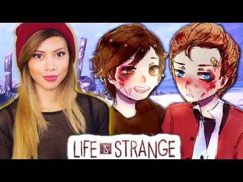 NATHAN GETS BEAT! - Life is Strange Episode 4 (Dark Room) Pt. 1/2