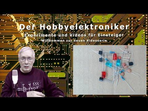 Willkommen beim Hobbyelektroniker