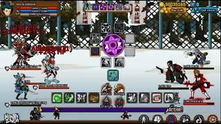 Ninja Saga KAGEMUSHA EPIC BATTLE (FULL) crow zero soundtracks