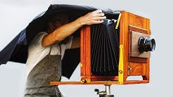 Shooting with an Extraordinary 150 Year-old Wet Plate Camera
