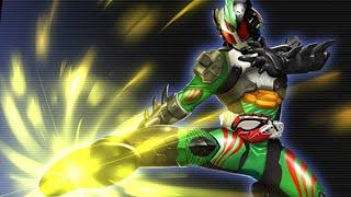 Kamen rider city wars New Omega gameplay