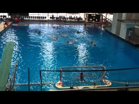 2012 Australian University Games - Water Polo - Uni of Queensland vs. Uni of South Australia