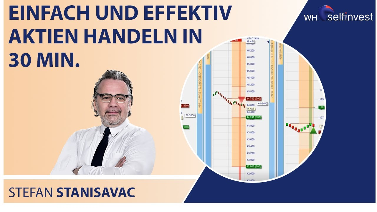 Einfach und effektiv Aktien handeln in 30 Min  - 03.Juni