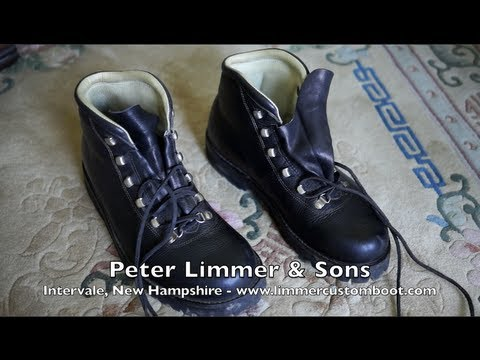 354576a3e5d The Best Boots Ever Made! - Limmer Custom Made Hiking Boots