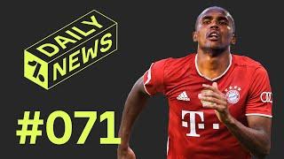 Vier Neue für den FC Bayern? Hertha holt Arsenal-Star! Transfer-Update!