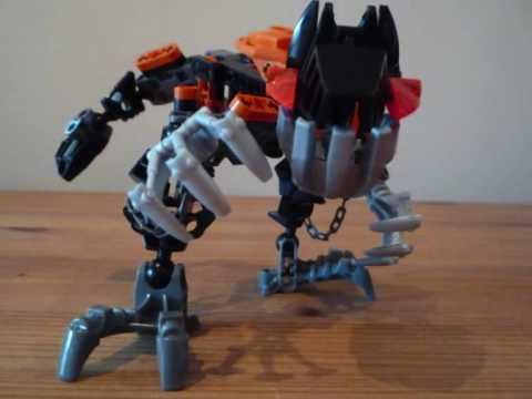 My Bionicle M.O.C's 2