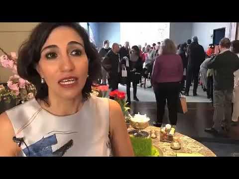 BBC Persian Instagram, Pardis Norooz Event 2018