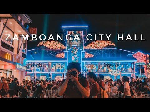 Zamboanga City Philippines Christmas Lights 2017