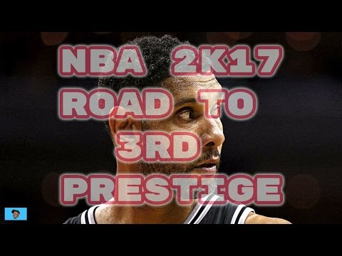 NBA 2K17 My Team ROAD TO 3RD PRESTIGE EP 2 | THE GEORGE MIKAN SHOW!