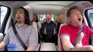 tony awards   broadway carpool karaoke   one day more