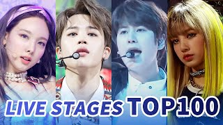 Baixar [TOP 100] MOST VIEWED K-POP MUSIC SHOW AND COMEBACK SHOW LIVE STAGES