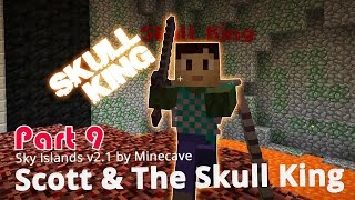 Minecraft Adventure Map - Sky Islands v2.1 - Scott & The Skull King {9}