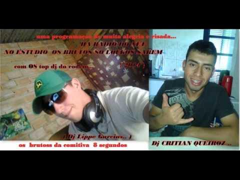 DJ LIPPE GARCIAS  E DJ CRISTIAN QUEIROZ TOP OS BRUSTOS KK