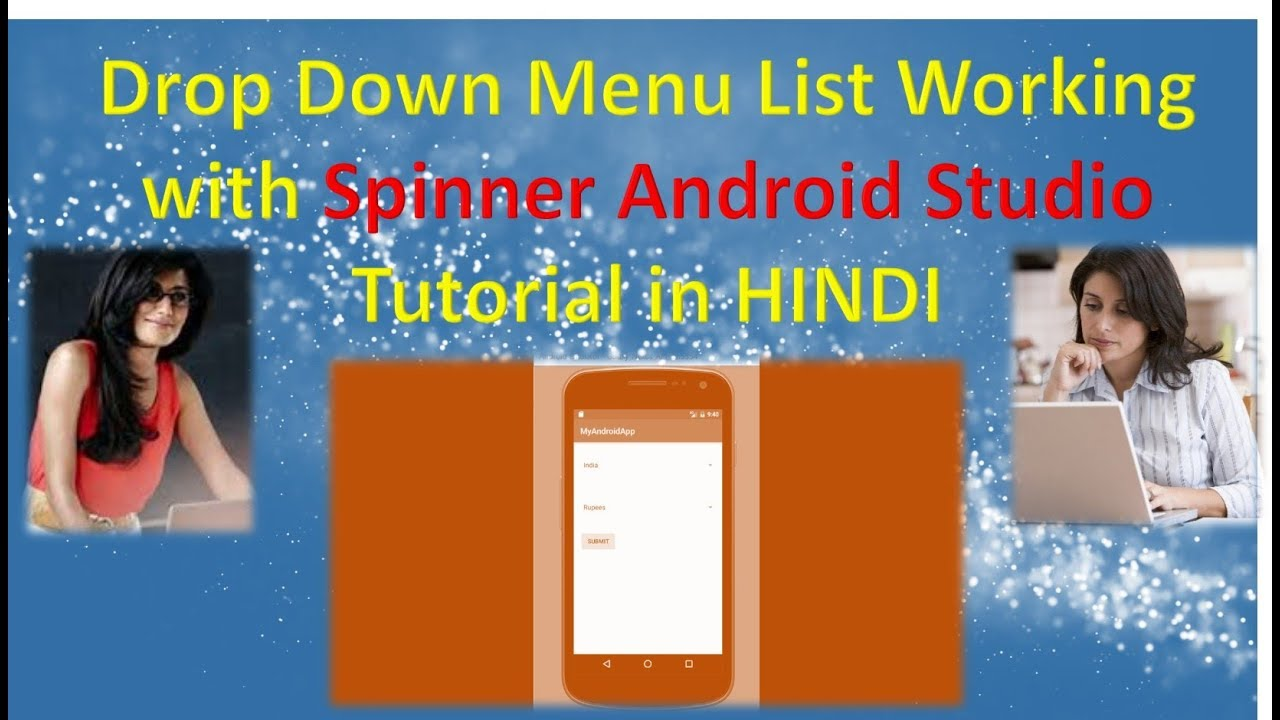 android studio how to add a text to a spinner