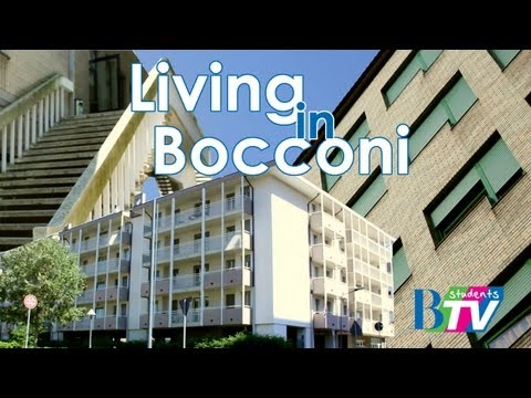 Living in Bocconi - Le residenze