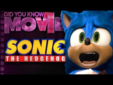 Sonic The Hedgehog (2020) - Did You Know Movies Ft. Remix
