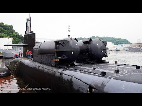 U.S. Navy Has Submarine That Could-Destroy N. Korea In Minutes