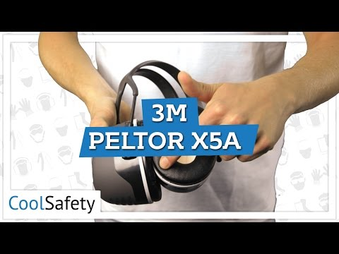 3M Peltor X5A | Productvideo