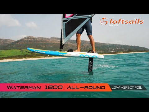 Loftsails 2021 Waterman 1600 — Low Aspect All Round Foil