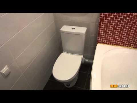 Розетки в ванной