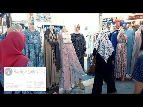 gamis-syar'i-terbaru,-bisa-dropship!!!---toko-tazbiyah-collection-pusat-busana-muslim-thamrin-city