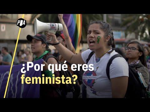 ¿Por qué ser feminista? Feministas de CDMX responden | Feminismo en el 8M Día de la Mujer