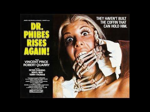 Dr. Phibes Rises Again (1972) - Español Latino - Película Completa