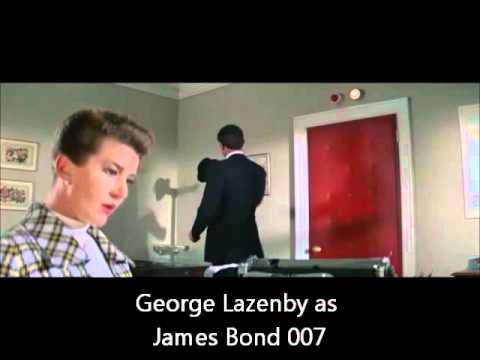 On Her Majesty's Secret Service  Fan Trailer